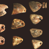 Adornments told about the culture of prehistoric people