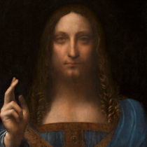 Is the Salvator Mundi painting on a yacht?