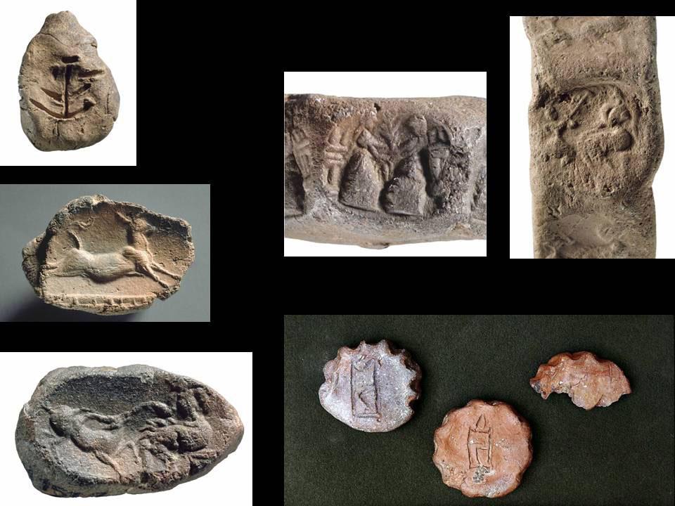 Finds from the Mycenaean palace of Kydonia. Photo credit: ANA-MPA / Maria Andreadaki-Vlazaki