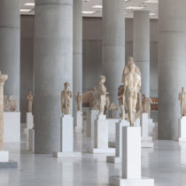 Survey on the cultural profile of Athenians