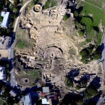 Excavations at the Hellenistic-Roman theatre of Nea Paphos