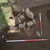 Evidence of possible Iron Age structure unearthed near A9 dualling works