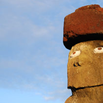 Study of stone hats suggests supportive communities
