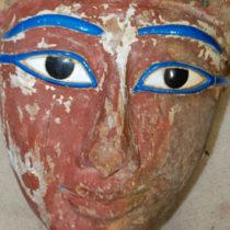 Τwo tombs excavated in Draa Abul Naga