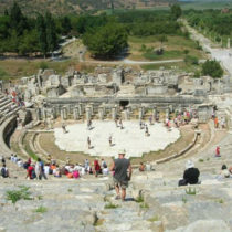 """Yes"" to resuming of Austrian excavations in ancient Ephesus"