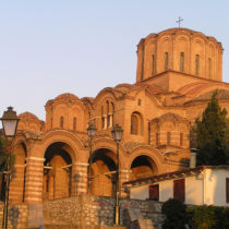The church of Elijah the Prophet in Thessaloniki
