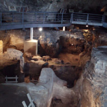 """Avgi (Dawn), the first certified """"presence"""" of a Mesolithic human in Thessaly"""