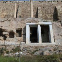 The choragic monument of Thrasyllus