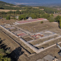 The palace of Aigai will open to the public in May