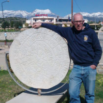 "Gareth Owens: ""More than 50% of the Phaistos Disk has been deciphered"""
