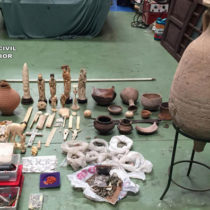 Over 41,000 artefacts seized in global operation targeting trafficking of cultural goods