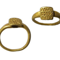 Brancaster Rings tell the story of life in Britain during the twilight of the Roman Empire