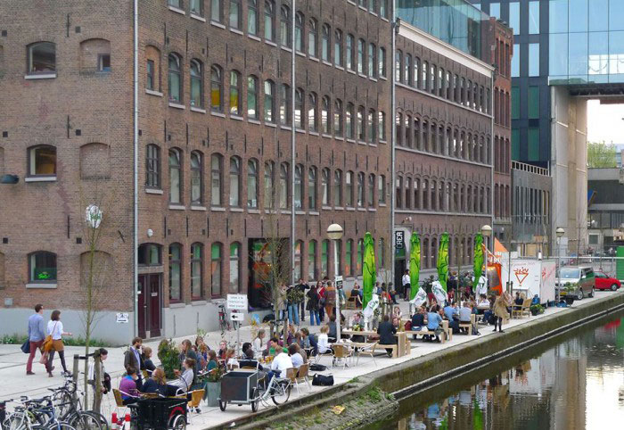 The conference will take place in the University of Amsterdam.