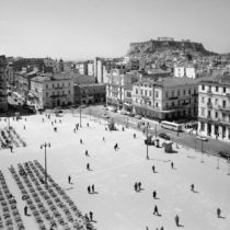 Images of Athens from the Benaki Museum's Photographic Archives