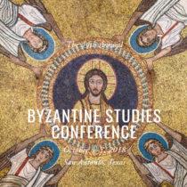Byzantine Studies Conference 2018