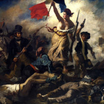 Apology from Facebook for blocking Delacroix painting
