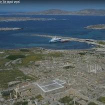Delos, the Sacred Island