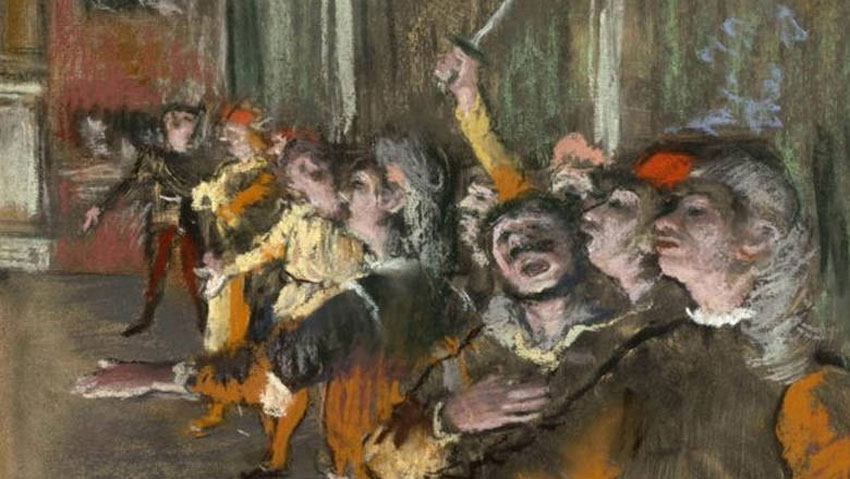 """The minister of Culture Francoise Nyssen expressed her joy about """"this happy discovery of a precious work that belongs to the national collections, whose disappearance was a heavy loss to the heritage of French Impressionism."""""""