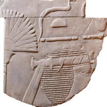 Mysterious head of a pharaoh discovered by Swansea Egyptologist
