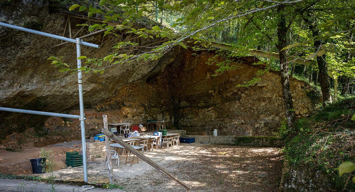 La Ferrassie cave.