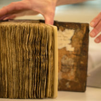 Hidden medical text read for the first time in a thousand years
