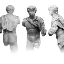 """""""The Youth of Mantineia"""" at the National Archaeological Museum Athens"""