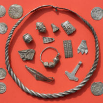 Treasure found of famous 10th century Danish king