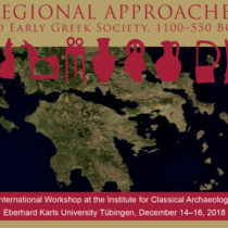 Regional Approaches to Early Greek Society, 1100–550 BCE