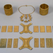 Geologists assist in solving the mystery of a gold treasure