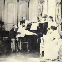 Debussy's rediscovered score