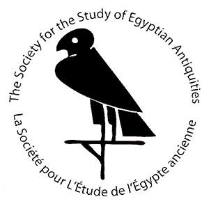 The Society for the Study of Egyptian Antiquities/Société pour l'Étude de l'Égypte Ancienne logo.