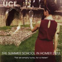 Summer School in Homer 2018