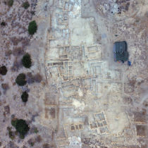 "Excavation at Minoan cemetery of Petras ""left hanging"""