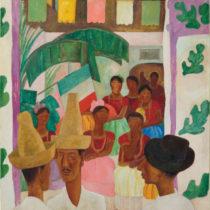 Record sale of painting by Mexican artist Diego Rivera
