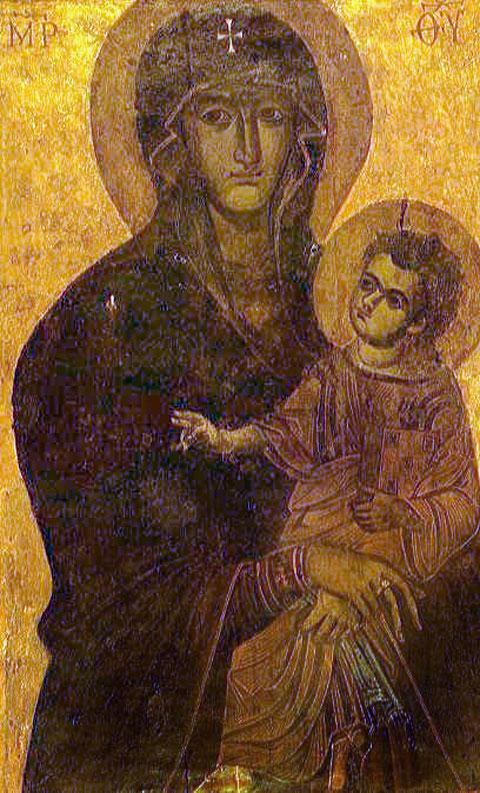 """The icon """"Salus Populi Romani"""