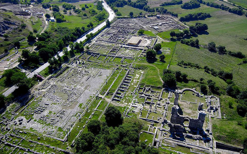 Archaeological Site of Philippi: The project is part of the Integrated Territorial Investment Scheme for the Egnatia Road Cultural Route and will be realized by the Ephorate of Antiquities of Kavala and Thasos.