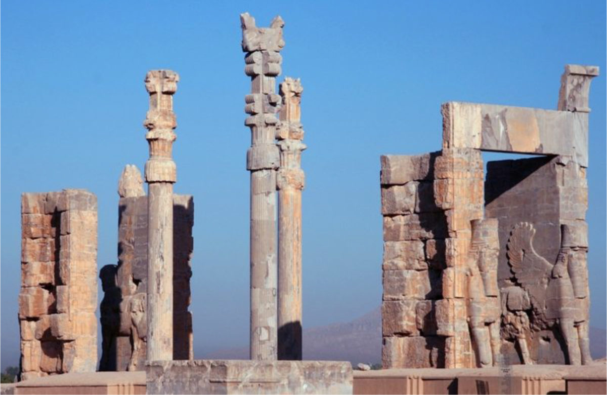 Gate of All Nations, Persepolis.