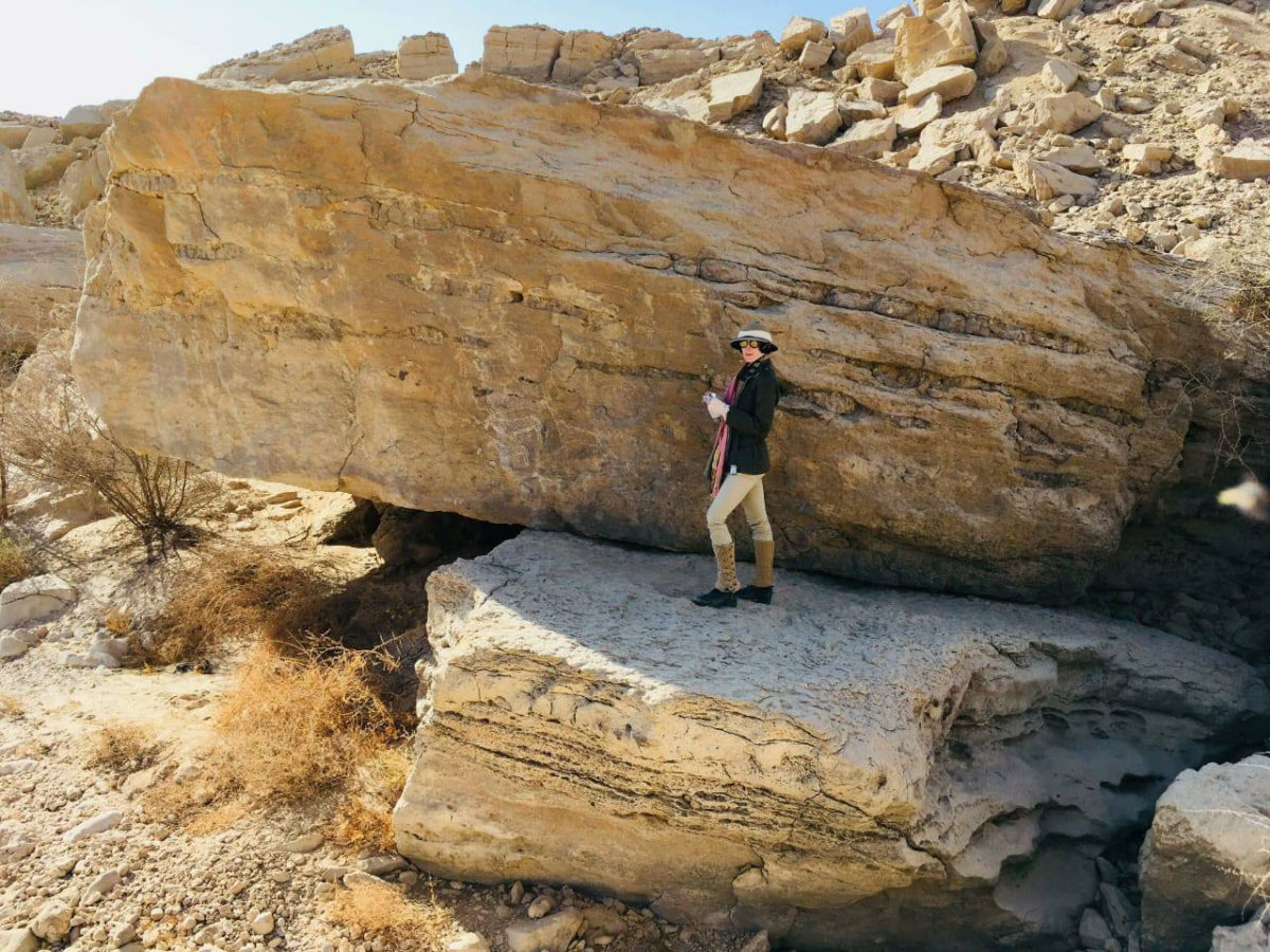 Rock art panels and extensive flint-working areas have been discovered in Egypt's Eastern Desert. Credit: Ministry of Antiquities