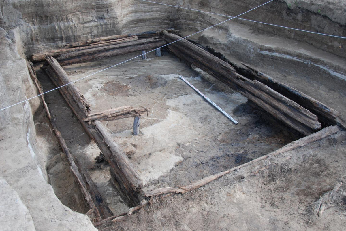 Following the trail of Siberian pioneers, archaeologists from the University of Tyumen have investigated the camp on Karachinsky Island, the Lower Tobol River, and confirmed the high speed of the Cossacks' campaign. Credit: © University of Tyumen