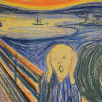 All of Edvard Munch's drawings are available online