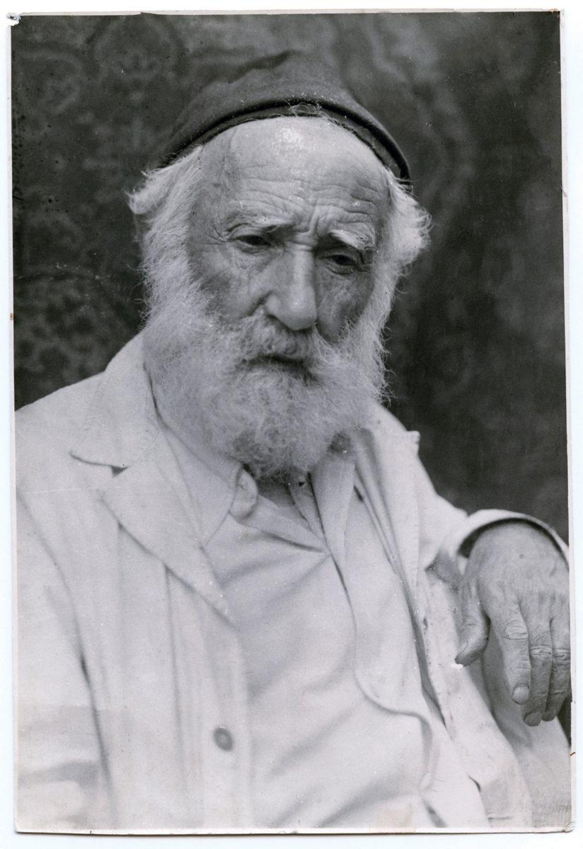 Photograph of Gianoulis Chalepas (Konstantinos P. Kalaitzidis archive).