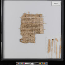 Mystery of the Basel papyrus solved