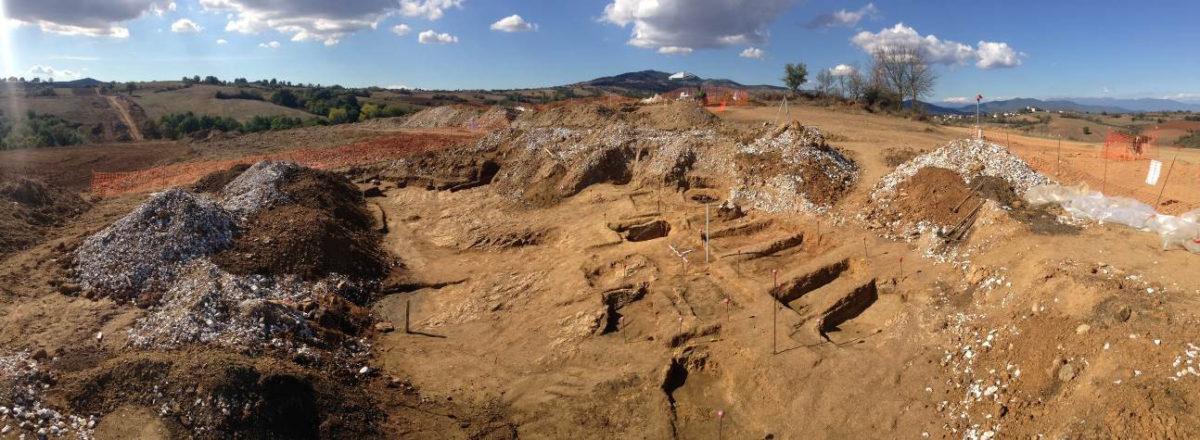 Isoma, Roman cemetery.