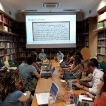 "Report on the Data Modelling Workshop ""nodegoat"""