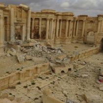 Restoration of Palmyra's antiquities will be assisted by Russian specialists