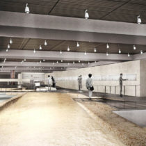 Approximately 1,300 antiquities in the new permanent exhibition of the Acropolis Museum