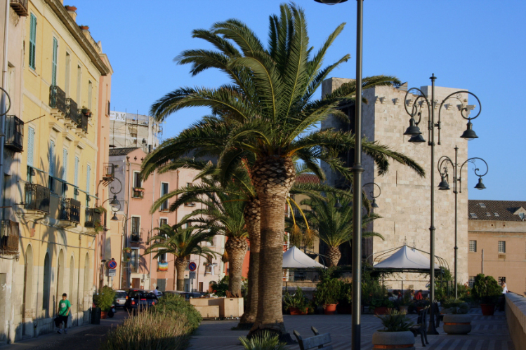 Students in the programme will have the opportunity to spend between 18 and 24 months in Cagliari (see image) and between 12 and 18 months in Edinburgh.