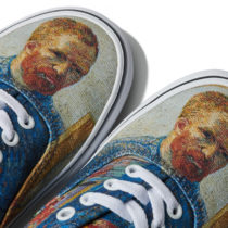 Vans collection inspired by Van Gogh