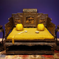 From the forbidden city imperial apartments of Qianlong