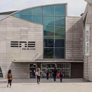 The conference will be held at the Auditorium de la Maison Internationale des Langues et Cultures, Université de Lyon.